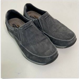 Skechers Relaxed Fit Memory Foam Extra Wide Shoes